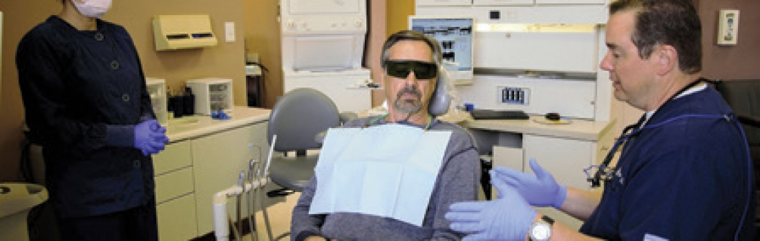 The Comfort and Convenience of Laser Dentistry